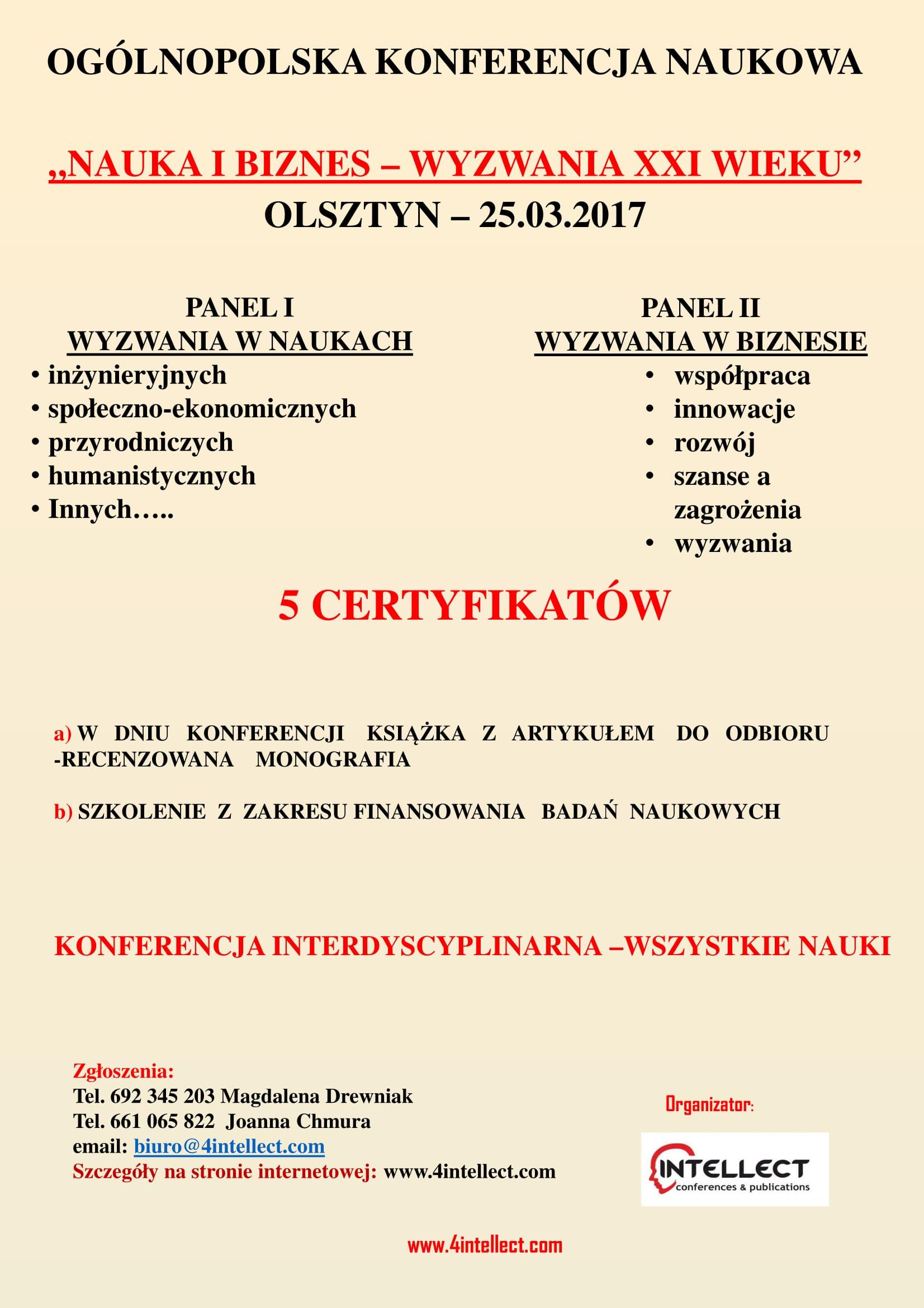 Konkursy Staże Konferencje I Warsztaty Doktoranci